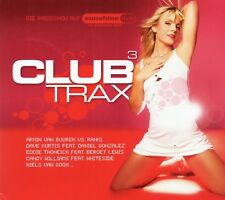 Sunshine Live Club Trax 3 (2 x CD) Eddie Thoneick/Niels Van Gogh/Candy Williams