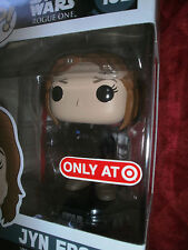 POP! STAR WARS ROGUE ONE BOBBLEHEAD JYN ERSO  VINYL FIGURE #152 ONLY AT TARGET