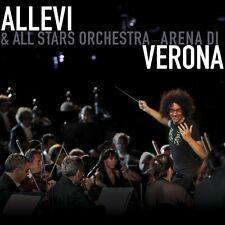 GIOVANNI ALLEVI & All Stars - ARENA DI VERONA Live CD + DVD Sigillato
