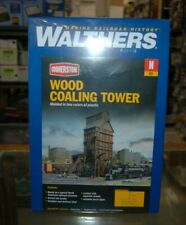 N Scale Walthers Cornerstone kit 933-3823 * Wood Coaling Tower