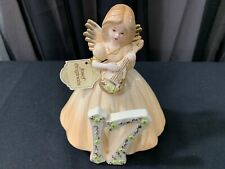 "A Josef Original Collectible Angel ~ ""The Seventeenth Year"" w/Tag ~ 6 1/2"" Tall"