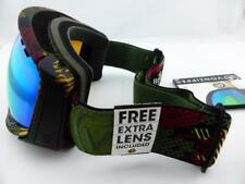 Von Zipper Goggles FEENOM Bob Marley - Locust Chrome Lens + Bonus Yellow Lens