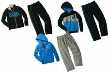Pepperts! Jungen Fleece Anzug 2-Teiler Sport Freizeit Traningsanzug Lange Hose