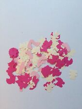 Baby Shower Table Confetti-Baby Girl Collection-Over 300 Pieces