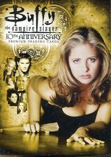 Inkworks Buffy TVS 10th Anniversary Complete 90 Card Base Set