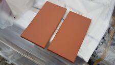 Werkstattfliesen, Spaltklinker Rot Uni , 24 × 12 × 1,2cm stark, R11/B, Abr. 5