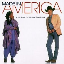 OST (WOOPY GOLDBERG) - MADE IN AMERICA (CD)