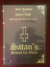 Satan's School for Girls (2009, REGION 1 DVD New) US sealed