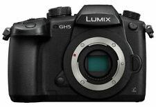 Panasonic LUMIX DC-GH5EG-K Spiegellose Systemkamera Gehäuse
