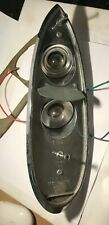 Classic Lucas L815 Tail light chrome base Fx4 MG Austin 1100 1300 leylend BMC
