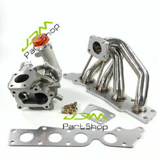 for MAZDA Mazdaspeed 3 & 6 2.3L k0422 881 882 turbocharger + Exhaust manifold