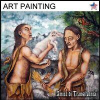 religion sacred art paintings direct artist acrylic oil original print canvas