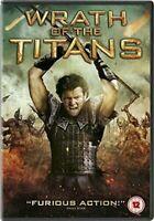 Wrath of the Titans 2012 DVD New Sealed Sam Worthington Liam Neeson Christmas
