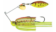 """Strike King Tour Grade Painted Spinnerbait 3/8 Cw """"Chartreuse Belly Craw"""""""