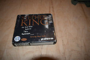 The Girl Who Loved Tom Gordon by Stephen King & Anne Heche (1999, CD) unabridged