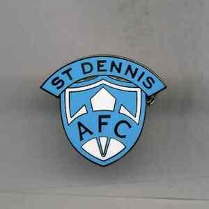 NEW  ST DENNIS  AFC  NON LEAGUE FOOTBALL PIN BADGE