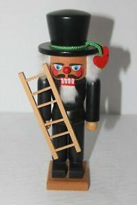 "German Nutcracker Holzkunst Christian Ulbricht 'Chimney Seep"""