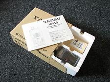NEW Prof. rugged Yaesu Vertex Standard VX10 FTT15 VHF transceiver (wo antenna)