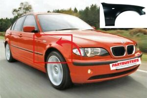 BMW 3 E46 SALOON/TOURING 2001-2005 FRONT WING DRIVER SIDE INSURANCE APPROVED