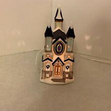 Church - Lamp Nightlight Night Light - Porcelain - Religeous Holiday