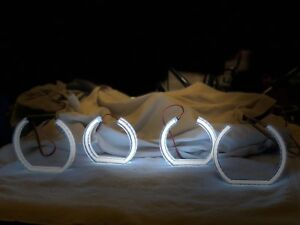 NEW !!!! BMW 335i 328i M3 E92 E93 LED Angel Eyes Halo Rings 3D DTM CHASING Style
