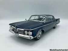 Imperial Crown Southampton 4-Door 1962  metallic-blau  1:18 BOS  >> NEUHEIT <<