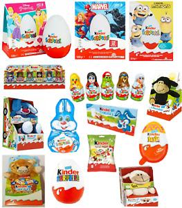 Kinder Easter Egg Hamper for Kids Children Easter Surprise Chocolate Egg