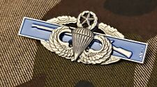 Master Jump Wings Us Army Combat Infantry Badge Cib Airborne Military Rifle Pin