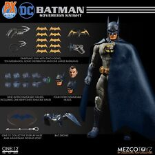 Mezco One:12 Collective BATMAN SOVEREIGN KNIGHT PX EXCLUSIVE FIGURE Blue Gray