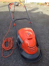 Flymo Hover Vac Lawnmower with 15 New Blades! Free UK Delivery!
