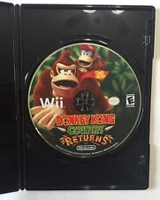 Donkey Kong Country Returns Nintendo Wii / Wii U - Works Great - Ships Fast