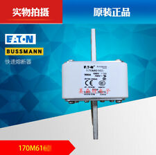 1PCS NEW BUSSMANN 170M6160 Fast fuse #Q7898 ZX
