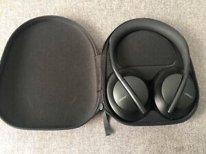 Bose Noise Cancelling Headphones 700 - Black (Excellent Condition)