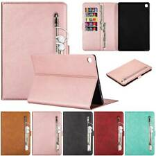 Case For Samsung Galaxy Tab A S5e T720 T510 T580 P200 T550 Leather Stand Cover