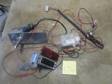 Used Triteq Vending Machine Lock Assembly w/C717, for Dixie-Narco Soda Machine