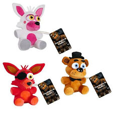 Five Nights at Freddy's - 3 x Plush Doll Set NEW Funko Mangle Foxy Freddy