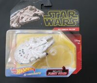 Hot Wheels Star Wars Starships Die Cast Millenium Falcon Brand NEW FAST SHIPPING