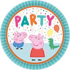 Amscan Party-teller Peppa Pig 23 Cm