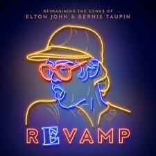 Revamp: Reimagining the Songs of Elton John and Bernie Taupin (CD, Apr-2018) NEW