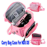 Travel Case Carry Pouch Bag For Nintendo 3DS DS XL LITE DSi With Shoulder Strap