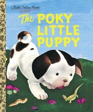 The Poky Little Puppy, A Little Golden Book Classic by Janette Lowrey, Hardcover