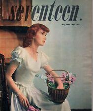 1945 Seventeen May - Van Johnson; Prettiest girls wear pink;Sun dresses;Swimsuit