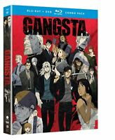 Gangsta .: The Complete Series [Blu-Ray]