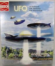 Busch 1010 Bausatz UFO (fliegende Untertasse) H0
