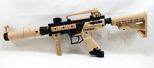 Tippmann Cronus TAN BLACK Tactical Paintball Gun semi-auto marker NEW! Tippman