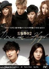 Dream High (Season 2) Korean Drama (4DVDs) Excellent English & Quality - Box Set