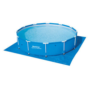 Bestway Swimming Pool Ground Cloth - Choose 9 x 9ft, 13 x 13ft or 16 x 16ft