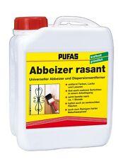 Pufas Abbeizer rasant 375ml=25,33€/l 750ml=19,93€/l Lackentferner Farbentferner