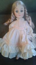 Wonderful World Effanbee Dolls 1975 Mary Had a Little Lamb