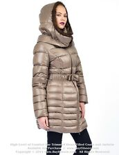*Goose Down Coat Jacket Parka w/ Mink Fur sz S US 6 EU 38 $695 Пуховик Mex Норка